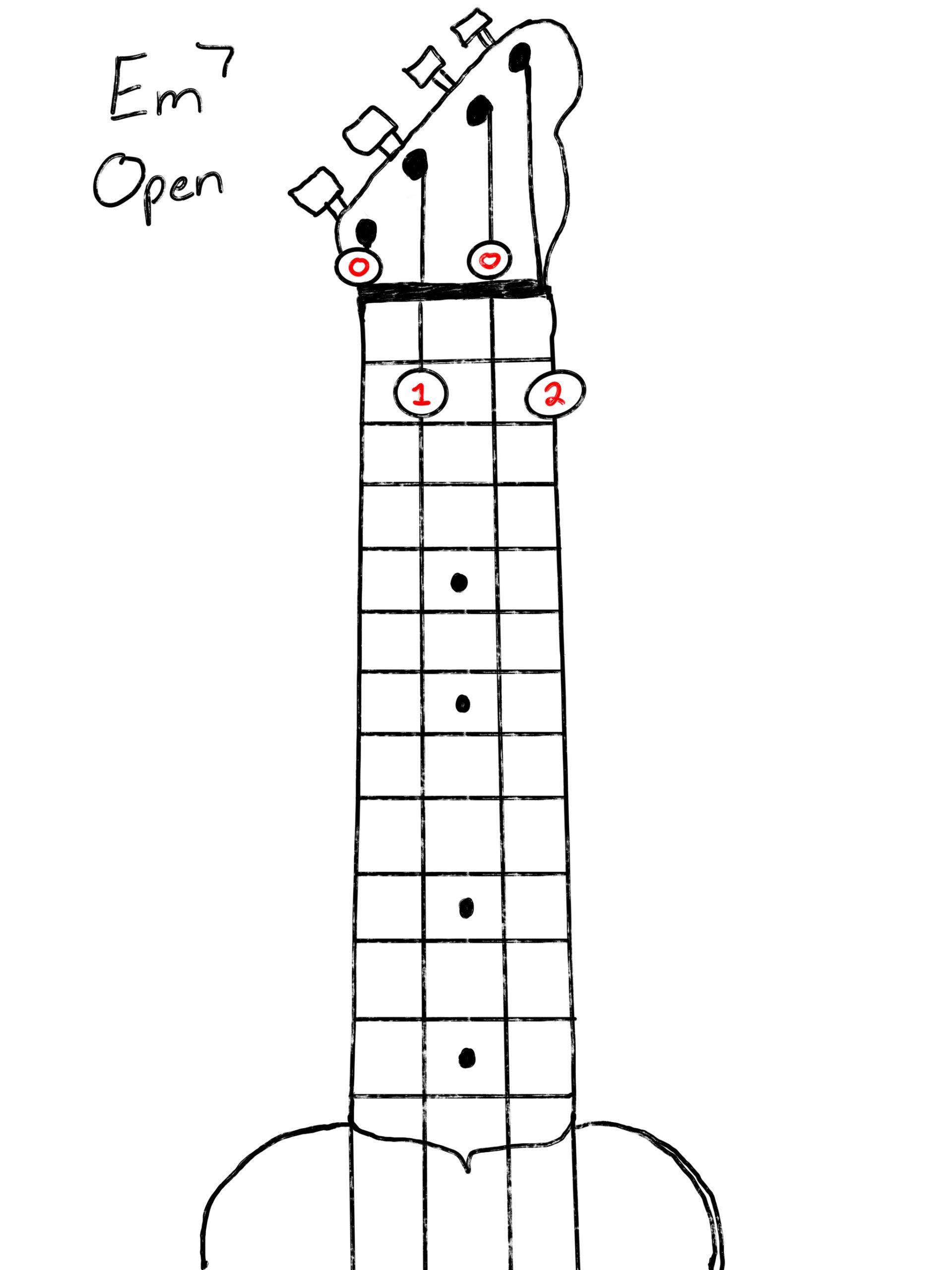 em7 chord